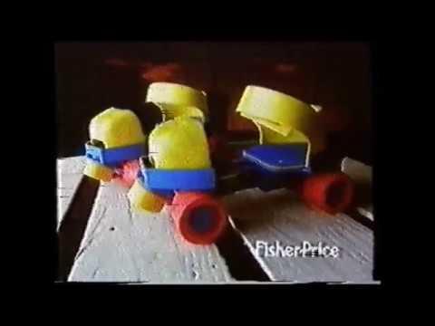 Mis Primeros Patines Fisher-Price (1988)