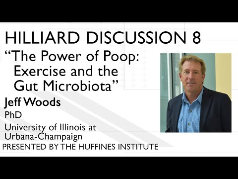 The Power of Poop: Exercise and the Gut Microbiota