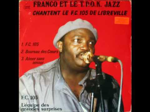 Boureau des Cœurs (Dénis Bonyeme) - T.P. O.K. Jazz 1983 (but released in 1985)