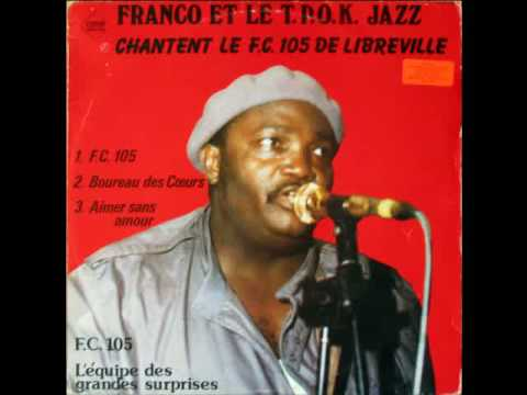 Boureau des Cœurs Dénis Bonyeme  TP OK Jazz 1983 but released in 1985