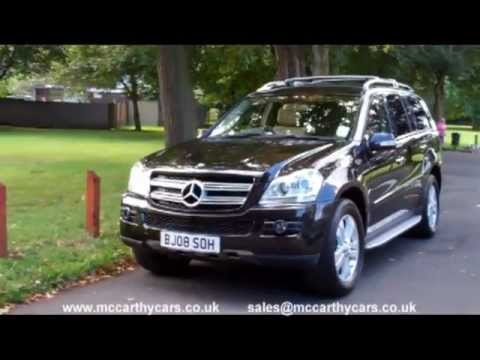 Used mercedes gl class gl420 cdi diesel 7 seater sat nav for Mercedes benz seven seater