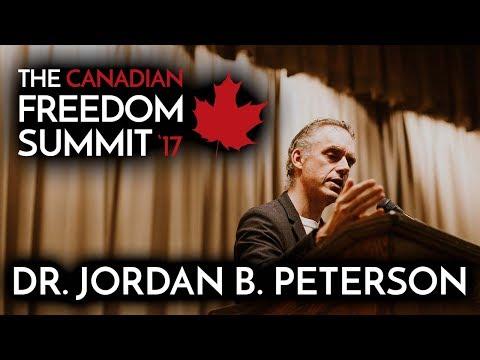 Dr. Jordan B. Peterson - The Canadian Freedom Summit 2017