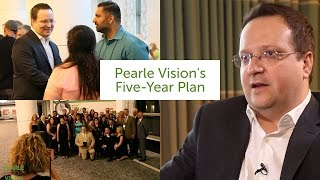 Pearle Vision's Five-Year Plan