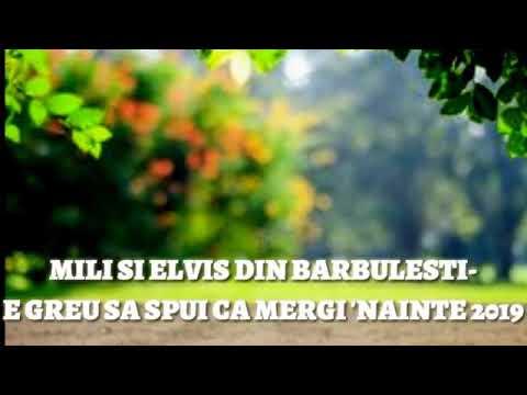 Mili si Elvis din Barbulesti - Întoarcete la Domnul 2019