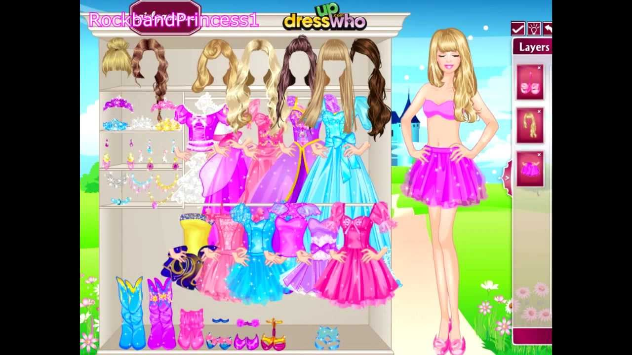 Fairy Princess Dress Up Games - Free downloads and reviews ...