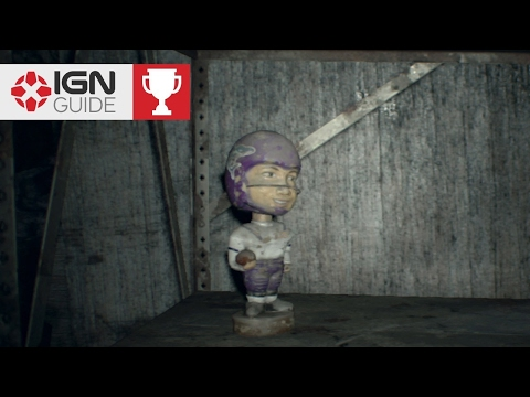 Resident Evil 7 Biohazard - All 20 Mr. Everywhere Statuette Locations