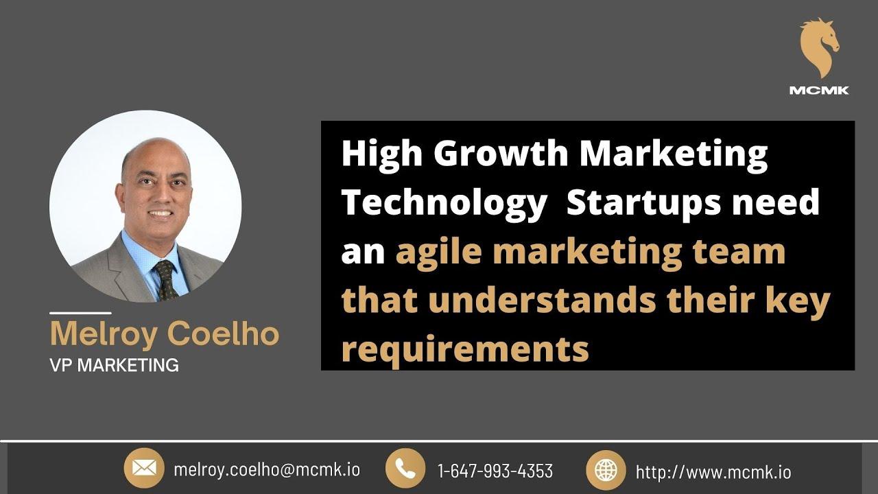 Agile High Growth Marketing