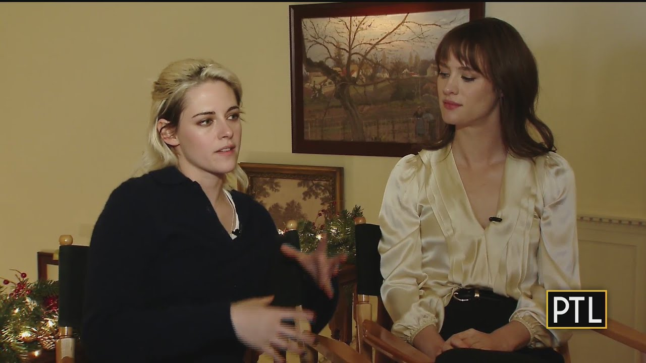 'Happiest Season' Stars Take In Pittsburgh While Filming Holiday Movie