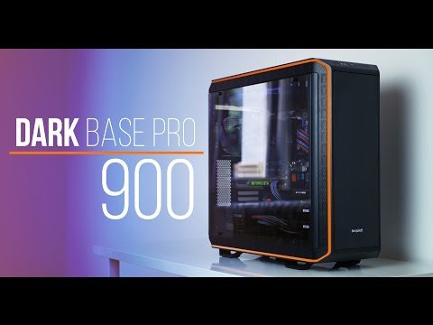 be quiet! Dark Base Pro 900 Review - Case of the Year!