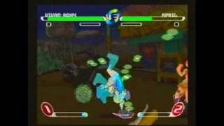 Slap Happy Rhythm Busters PlayStation Gameplay_2000_07_06