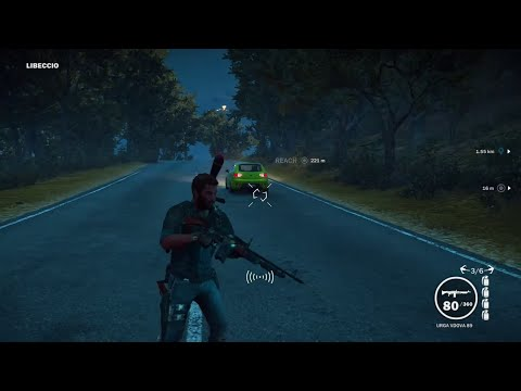 Just Cause 3  Heads up!