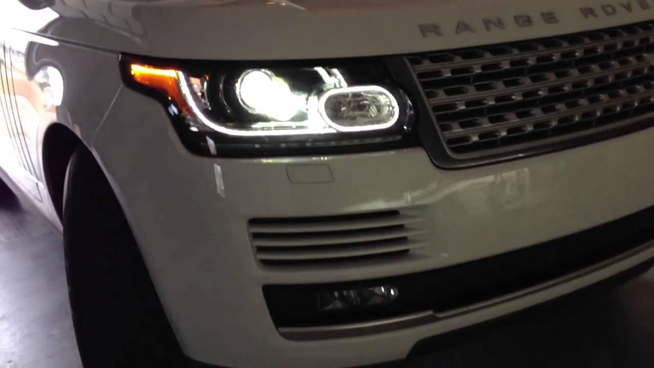 2013 ranger rover secret led headlight youtube. Black Bedroom Furniture Sets. Home Design Ideas