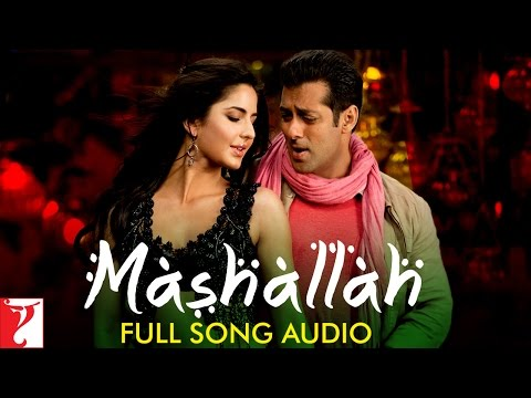 Mashallah - Full Song Audio | Ek Tha Tiger | Wajid | Shreya Ghoshal | Sohail Sen | Sajid-Wajid