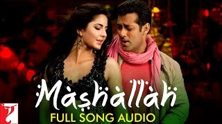 Gambar cover Mashallah - Full Song Audio | Ek Tha Tiger | Wajid | Shreya Ghoshal | Sohail Sen | Sajid-Wajid