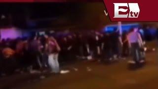 En Jalisco, detienen a 281 jóvenes en una fiesta por riña colectiva / Vianey Esquinca