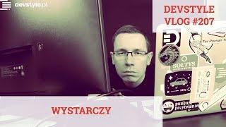 Wystarczy [devstyle vlog #207]