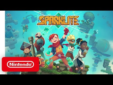 Sparklite Review – Visually Charming Roguelike Doesn't Quite Spark