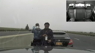 Graphic content: NJ trooper's fatal encounter with an unarmed black man