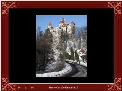 Europe Tourism Romania Bran Castle Transylvania Historical monuments Monasteries