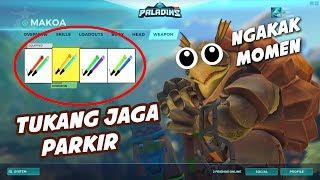 Video JADI TUKANG PARKIR PROFESIONAL - NGAKAK ABIS BOSQ | Paladins Indonesia #3 download MP3, 3GP, MP4, WEBM, AVI, FLV Juni 2017
