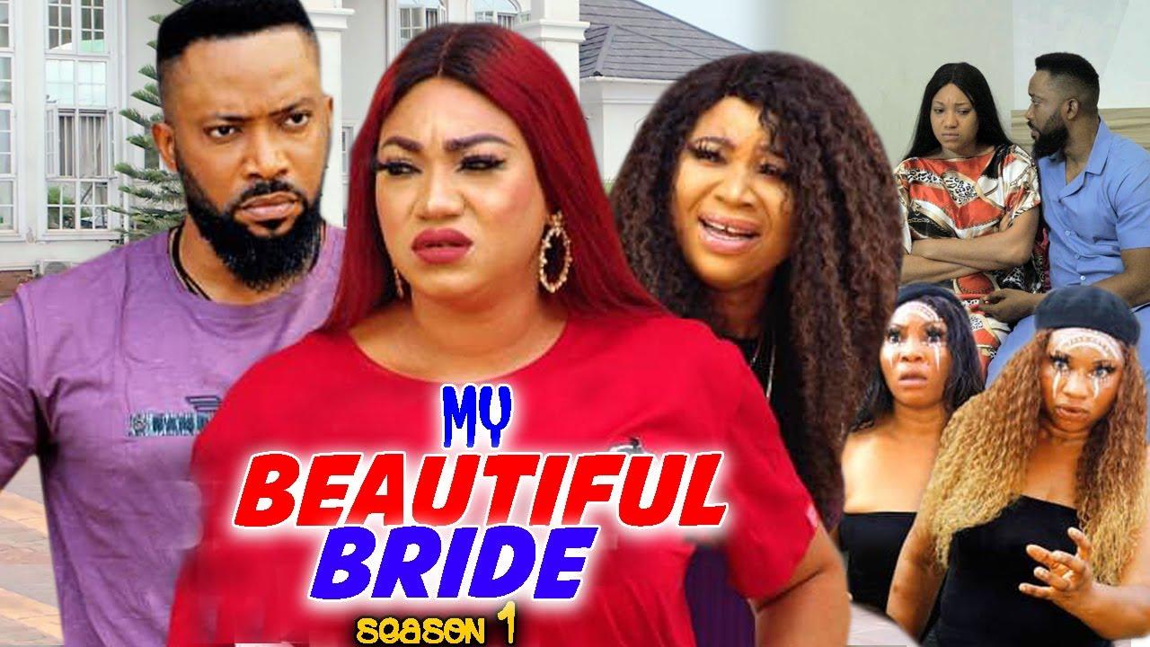 Download MY BEAUTIFUL BRIDE SEASON 1-(Trending New Movie)Fredrick Leonard  2021 Latest Nigerian Movie Full HD