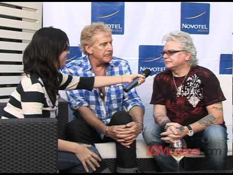 Air Supply - Entrevista