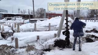 видео бурение тольятти
