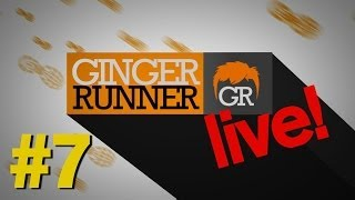 GINGER RUNNER LIVE #7 | Running Happy w/ Sally McRae and Billy Yang