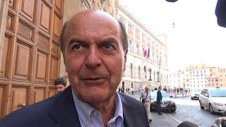 "Governo, Bersani: ""Alleanza Pd-M5s è naturalezza. Lo streaming? Io lo rivendico"""