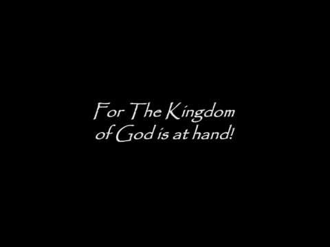 End Times Prophecy: Servants, Arise!... The Kingdom of Men is Finished!