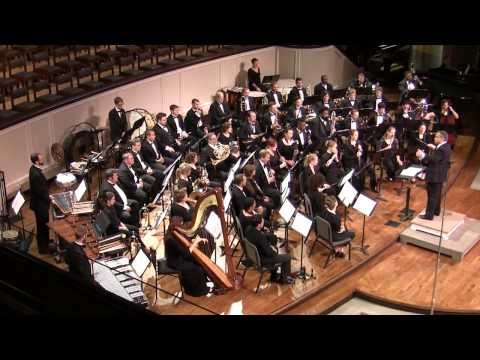"Third Symphony Op. 89: ""The Tragic"" (Barnes)  / Dallas Civic Wind Ensemble"