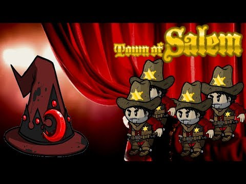 Town of Salem: I Outed the Leader