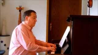 Georg Friedrich Händel: Courante d-Moll (HWV 437/2)