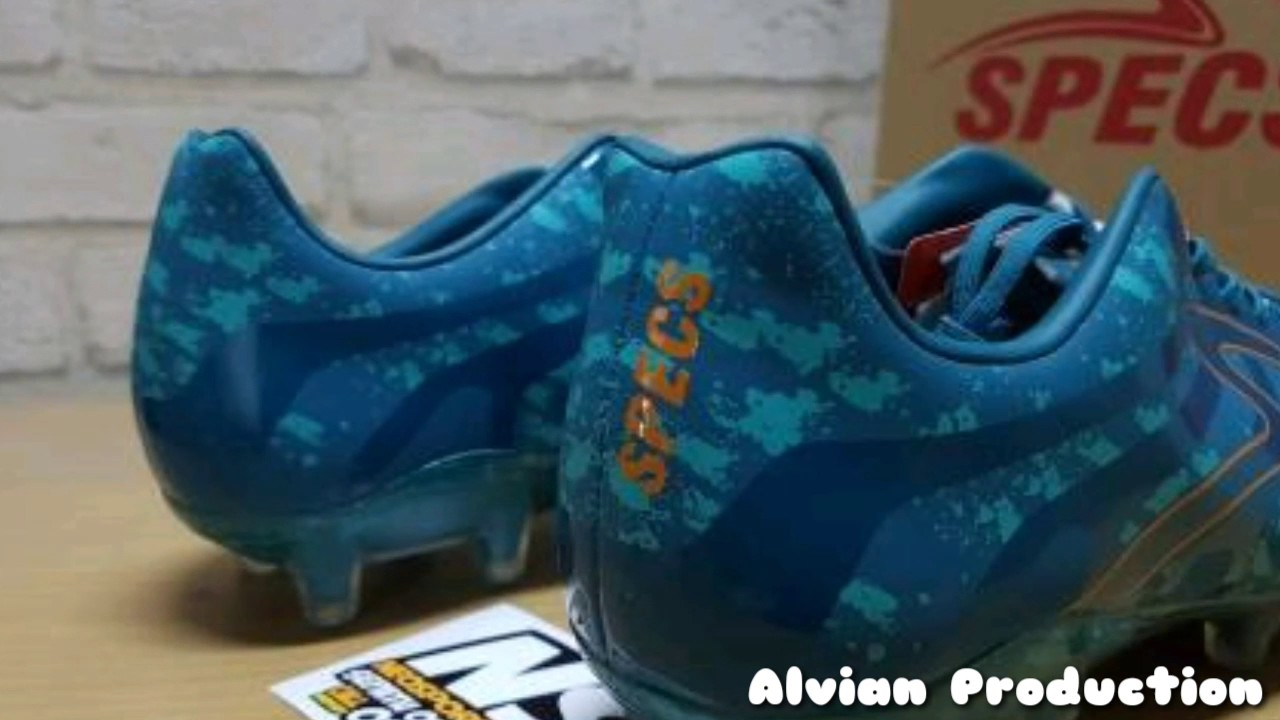 Sepatu Sepak Bola Specs Keren Buatan Indonesia Wajib Punya Youtube