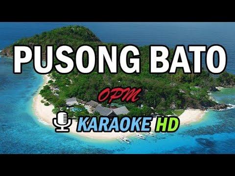 Download Pusong Bato  - Karaoke HD - OPM