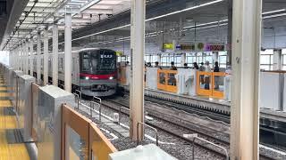 東武70000系70090型71794F 普通南栗橋行 新越谷着発【4K HDR】