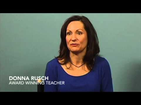 Why do young kids need an acting class?  Donna Rusch