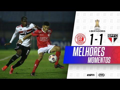 PERDEU PÊNALTI E DOIS TIROS LIVRES! Melhores momentos de Rentistas 1 x 1 São Paulo na Libertadores