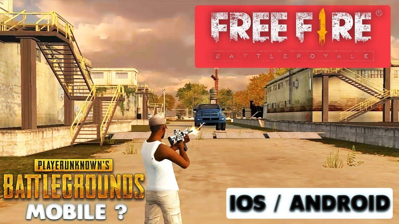 Free Fire Battleground: FREE FIRE : BATTLE ROYALE GAMEPLAY