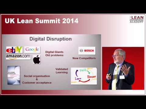 UK Lean Summit 2014 - Beyond Legacy Assets and Mind-Sets - D