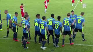 Samenvatting Feyenoord - Red Bull Salzburg (vriendschappelijke wedstrijd Eredivisie)