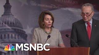 Congress Approves Measure Ending Government Shutdown | Hardball | MSNBC