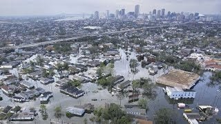 Hurricane Katrina 10 Years Later: New Orleans' Turnaround