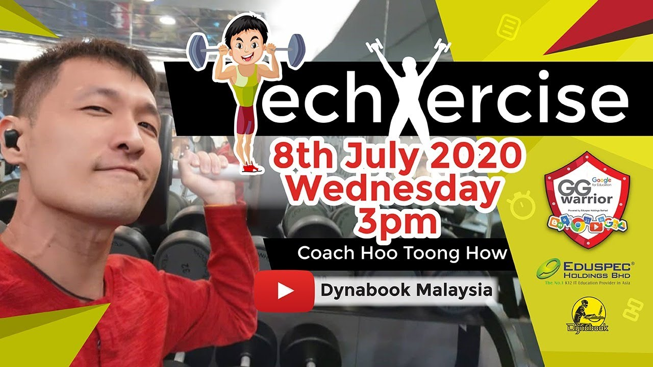"GG Warriors Vol.41 on ""TechXercise"" with Coach Hoo Toong How"