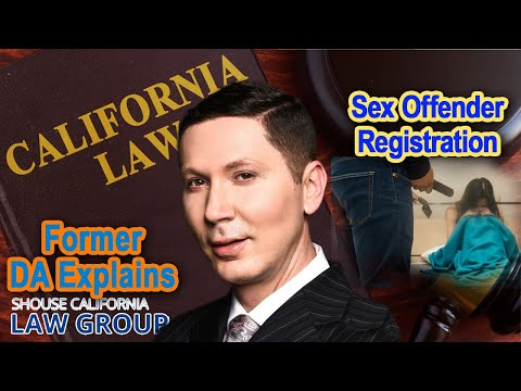 ending of sex registration in california
