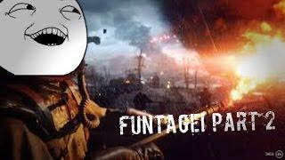 Battlefield 1, Funtage! BIG EXPLOSION! Part 2!
