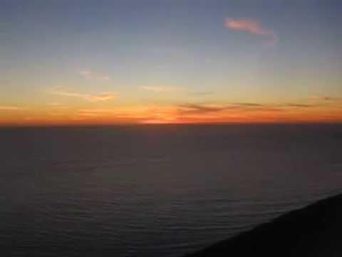 Chopin Sunset in Big Sur