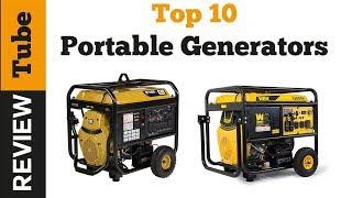 ✅Generator: Best Portable Generator (Buying Guide)
