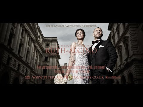 Paraguayan/Turkish Wedding 8 Northumberland, London - Ruth & Alcino by Peter Lane Creative Studio