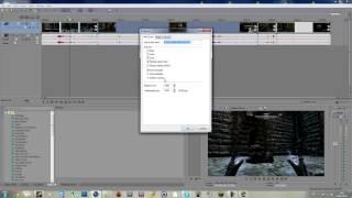 Как записать и смонтировать игровое видео Fraps и Sony Vegas)(Ссылка на первоисточник http://www.youtube.com/watch?v=vcUlkYx7vNg., 2013-09-09T16:25:20.000Z)